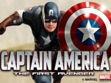 Играть на деньги в автомат Капитан Америка