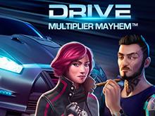Игровой портал Вулкан с Drive: Multiplier Mayhem