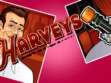 Harveys от компании Microgaming – гаминатор для хорошего досуга