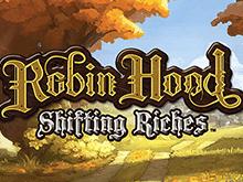 Играть в автомат Робин Гуд на реальные деньги