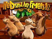 Азарт от Betsoft: онлайн автомат Ned And His Friends