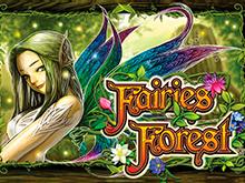 Fairies Forest – игровой аппарат с игрой на удвоение от Microgaming