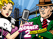 Jack Hammer 2 – игровой аппарат от Netent на деньги
