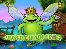 Удачливая Лягушка – игровой аппарат от разработчика Netent